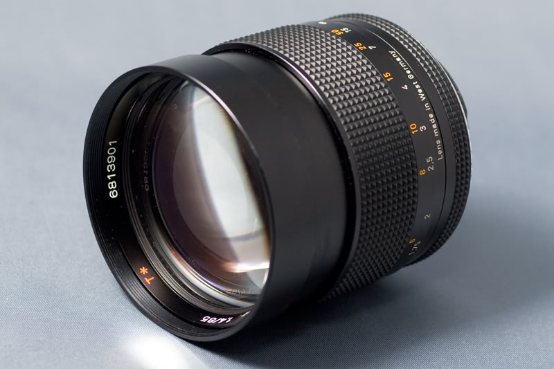 ContaxPlanarT-85mmF14